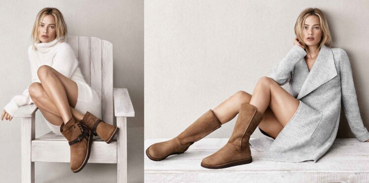"UGG lance la collection ""Classic Luxe"" en France"