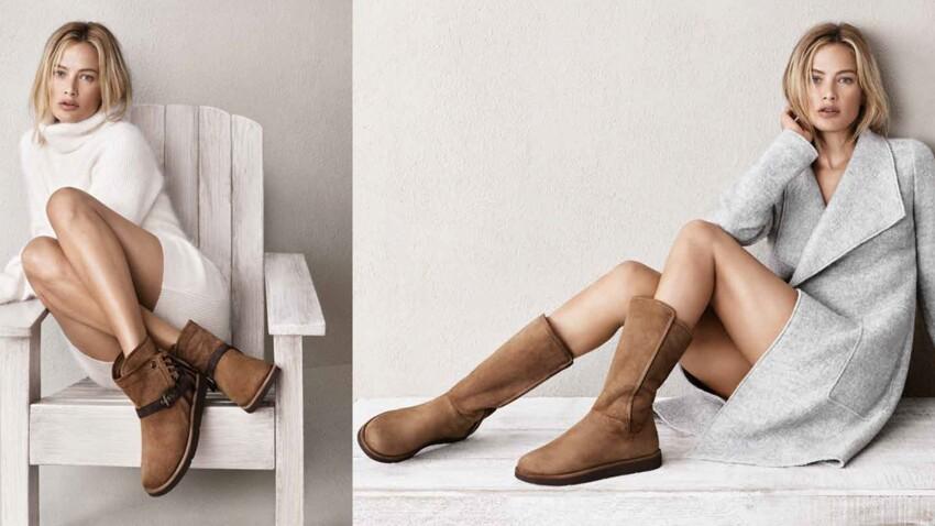 "UGG lance la collection ""Classic Luxe"" en France"