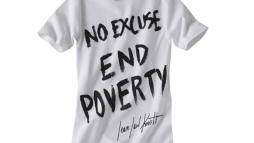 Un tee-shirt signé les 3 Suisses pour les droits des femmes
