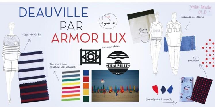 Une collection marine signée Armor Lux, Agnès b. et Deauville