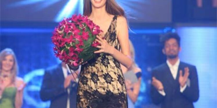 Une Française remporte le concours Elite Model Look