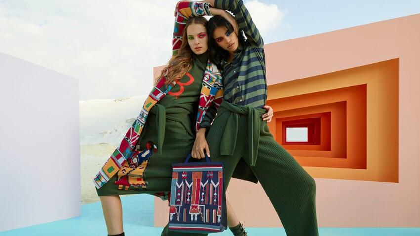 United Colors of Benetton x Stella Jean : une collection métissée
