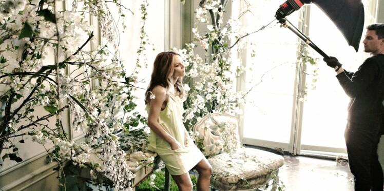 Vanessa Paradis, égerie de H&M Conscious