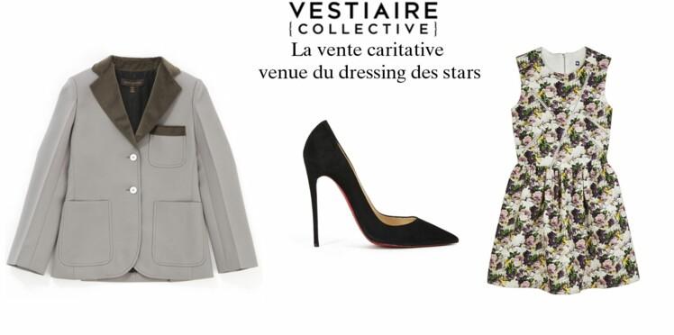 Vestiaire Collective : un dressing de stars pour la bonne cause !