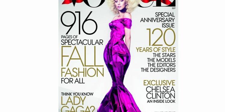 """Vidéo : les coulisses du shooting Lady Gaga pour """"Vogue"""""""