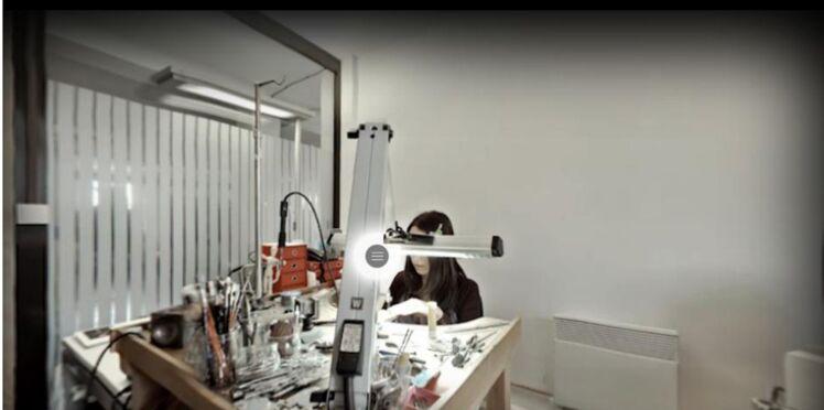 Van Cleef & Arpels ouvre les portes de ses ateliers le temps d'une visite virtuelle