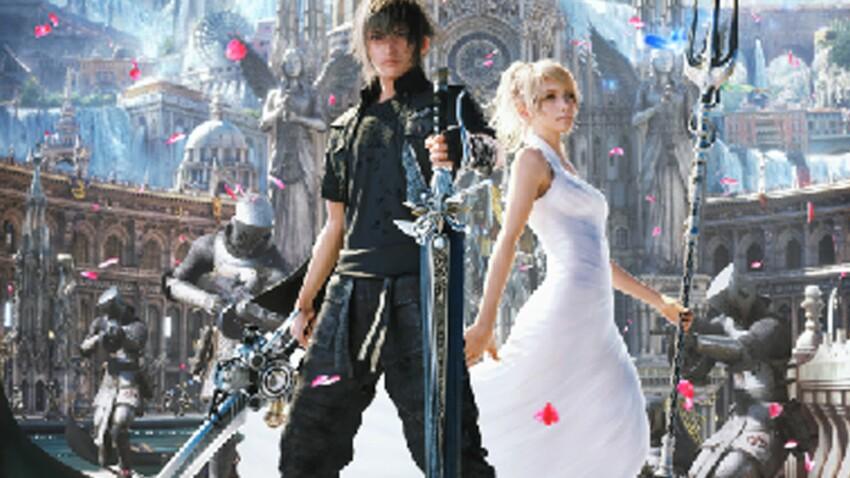 Vivienne Westwood habille l'héroïne du jeu Final Fantasy XV