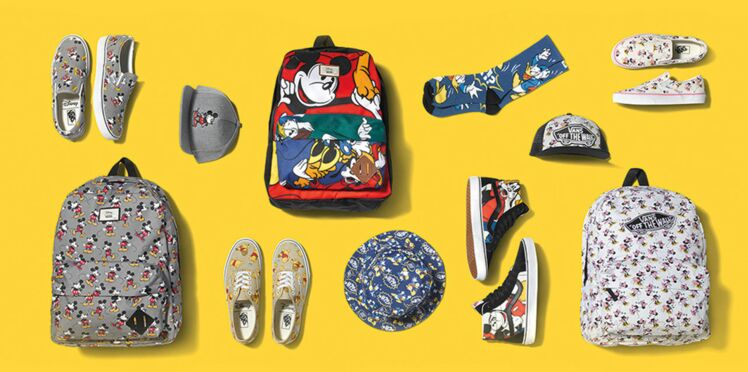 Wanted : la collab Disney pour Vans !