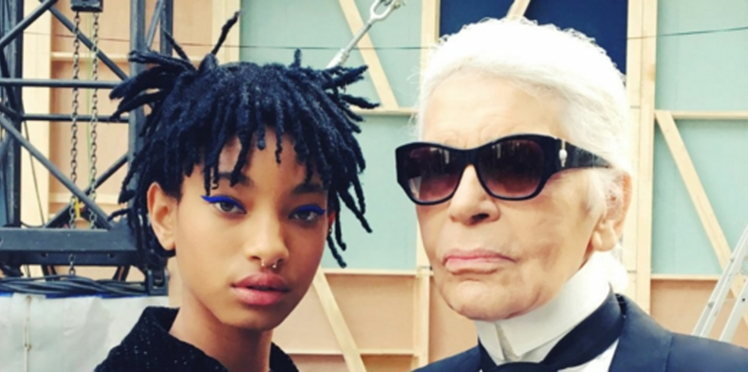 Willow Smith, nouvelle égérie Chanel