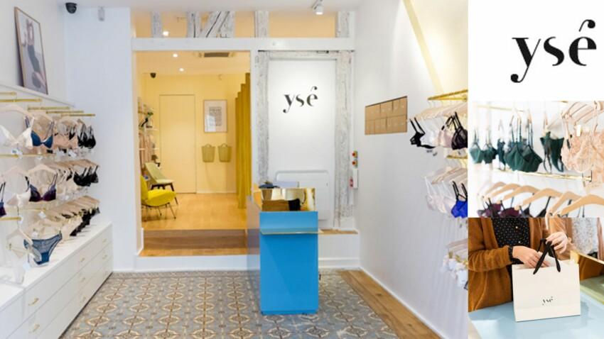 Ysé ouvre sa première boutique à Paris