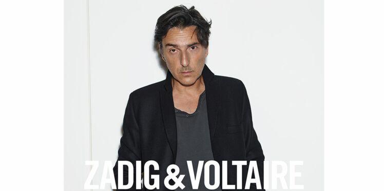 Yvan Attal : égérie Zadig & Voltaire