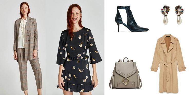 20 pièces à shopper d'urgence dans la nouvelle collection Zara