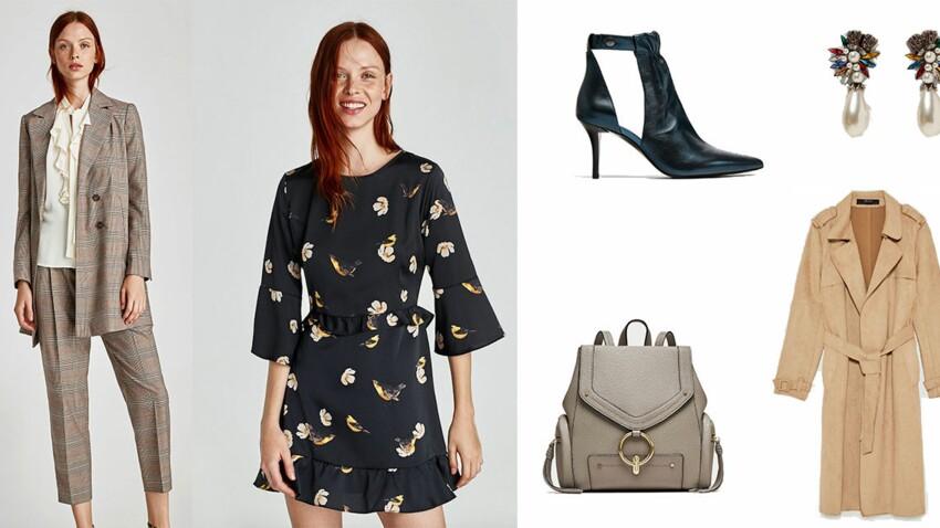 20 Pieces A Shopper D Urgence Dans La Nouvelle Collection Zara Femme Actuelle Le Mag