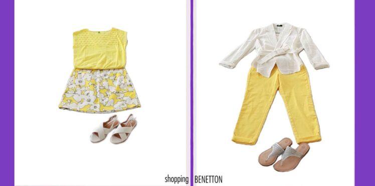Comment bien porter le jaune ?