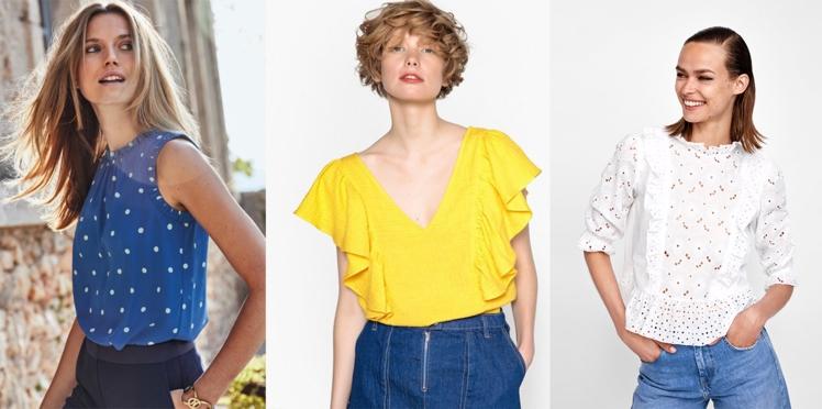Blouses & chemises : 25 modèles canons pour le printemps