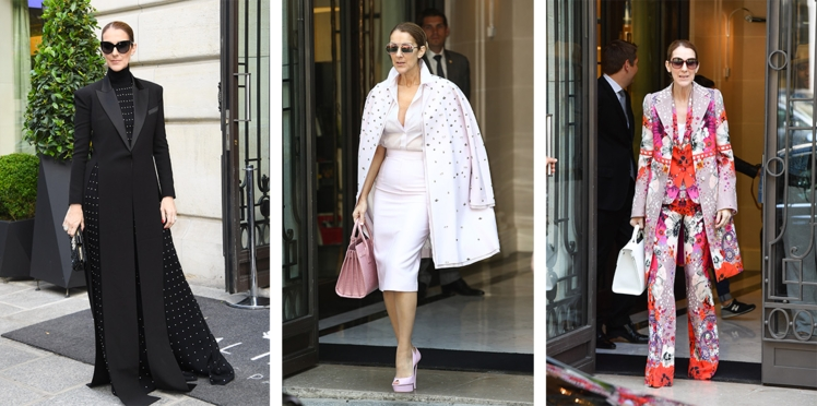 Céline Dion a totalement changé de style depuis la mort de René, la preuve en 40 photos !