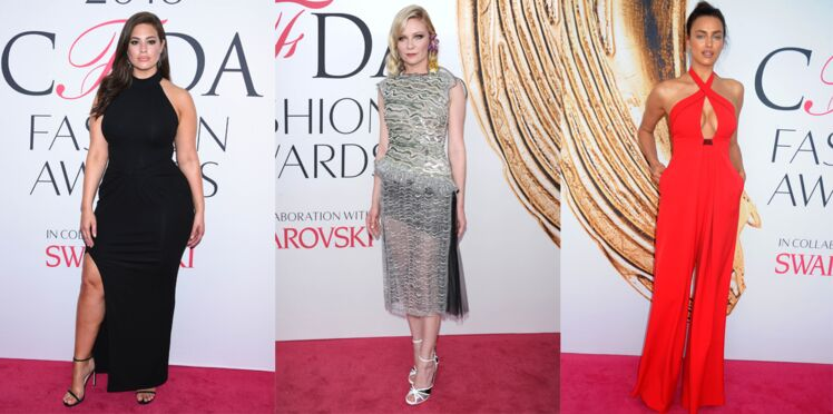 CFDA Fashion Awards : les looks de la soirée