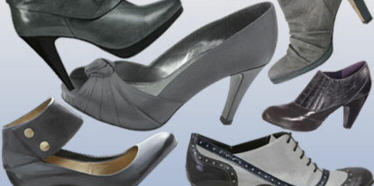 Quelle chaussure grise choisir ?