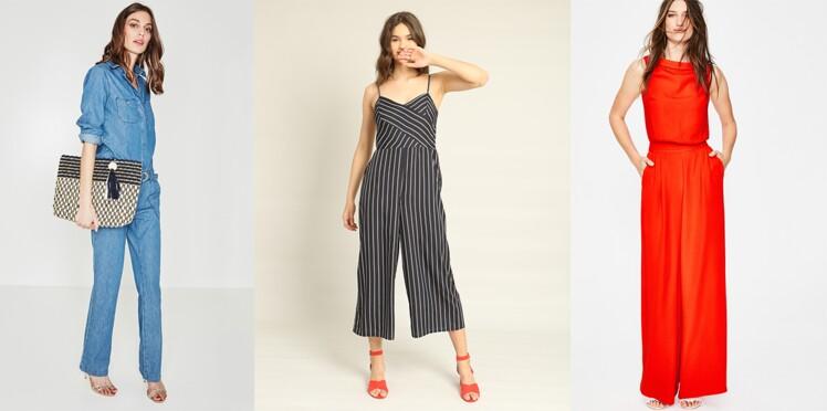 Combi-pantalon : 25 modèles parfaits pour le printemps