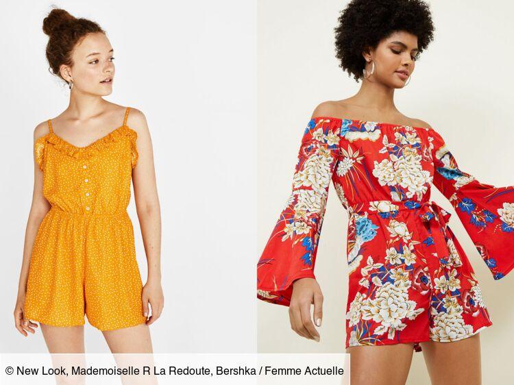 Le combishort, un must have de l'été : 20 modèles tendance