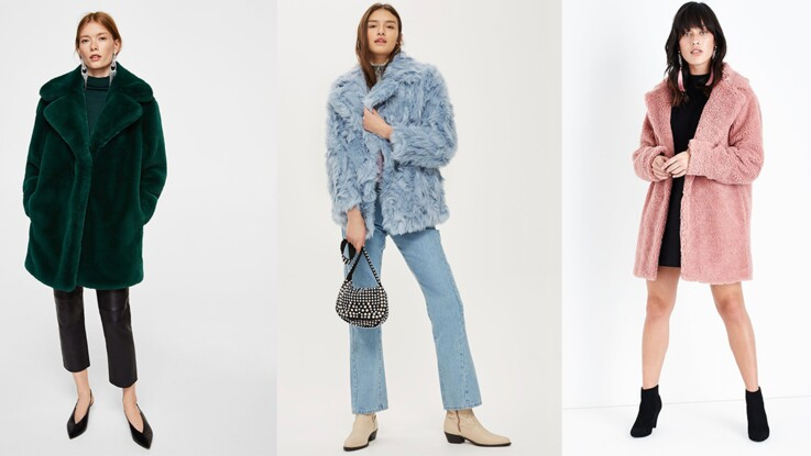 Comment bien porter le manteau en fausse fourrure ? Conseils