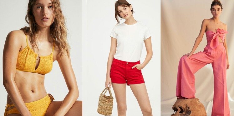 Top 3 des it-couleurs à porter cet été