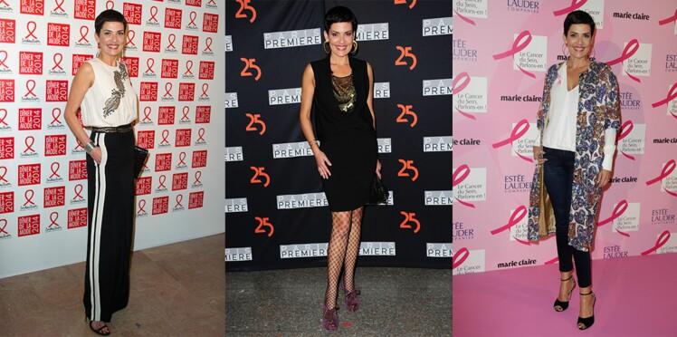 PHOTOS - Cristina Cordula : découvrez ses meilleurs looks !