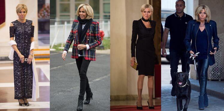L'évolution mode de Brigitte Macron : de « Madame Tout-le-monde » à Première dame ultra stylée