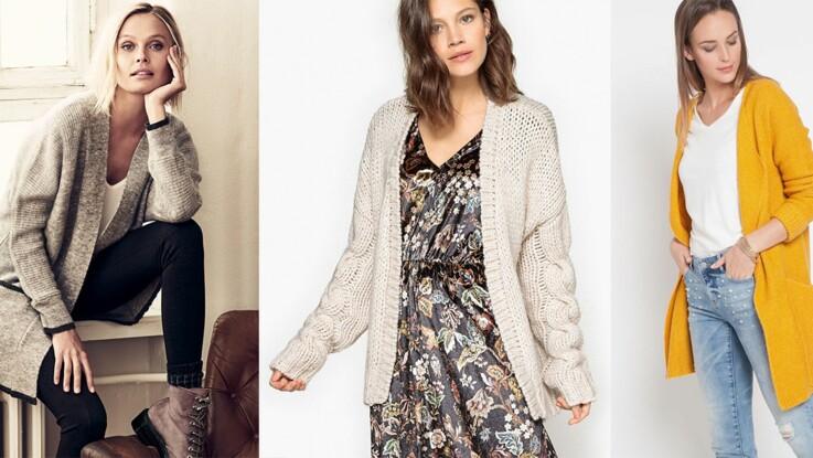 Gilet long : 15 jolis modèles pour habiller toutes vos tenues