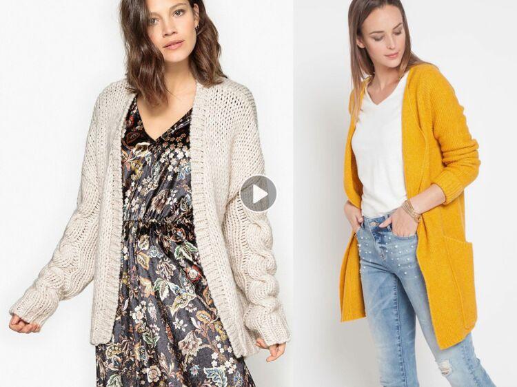 en ligne ici plus gros rabais enfant Gilet long : 15 jolis modèles pour habiller toutes vos ...