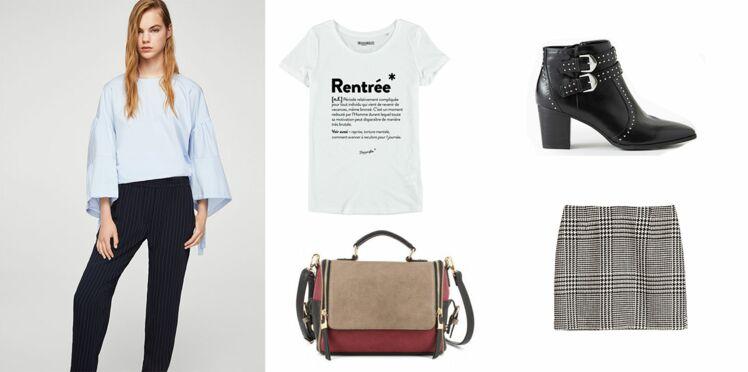 Les 15 pièces mode indispensables de la rentrée à piocher dans les nouvelles collections