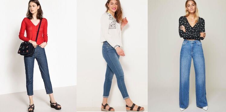 Jeans : 50 nouveautés au top des tendances printemps-été 2018 à shopper dès maintenant