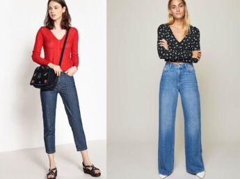 17565c3c27da2 Jeans   50 nouveautés au top des tendances printemps-été 2018 à shopper dès  maintenant
