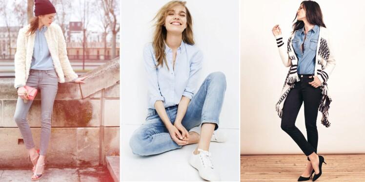 Jeans : 50 nouveautés à ne pas manquer