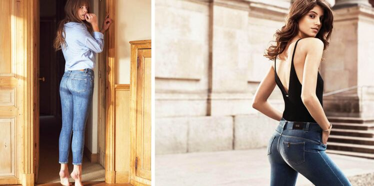 10 jeans qui font de belles fesses
