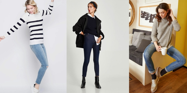 15 jeans tendance à moins de 30€ pour renouveler vos basiques sans vous ruiner