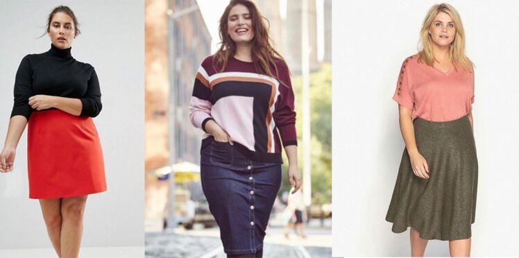 Mode ronde : les plus belles jupes d'hiver pour sublimer vos formes