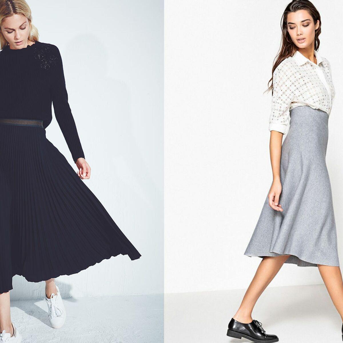Jupe longue : 20 modèles au top à shopper rapidement : Femme