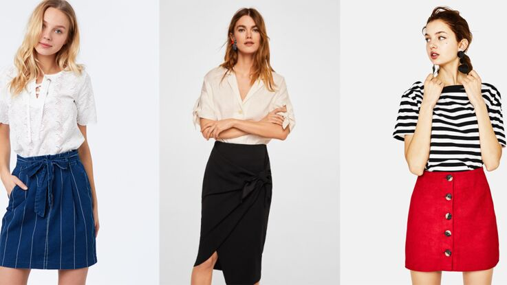 25 jupes à moins de 30 euros pour être tendance à petit prix