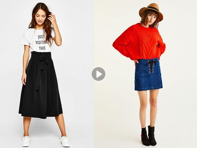 e361df802 15 jupes tendance à moins de 30 euros : Femme Actuelle Le MAG