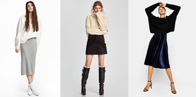 15 jupes d'hiver tendance à moins de 30 euros