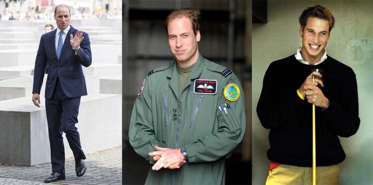 Photos - Comment Kate Middleton a totalement relooké le prince William