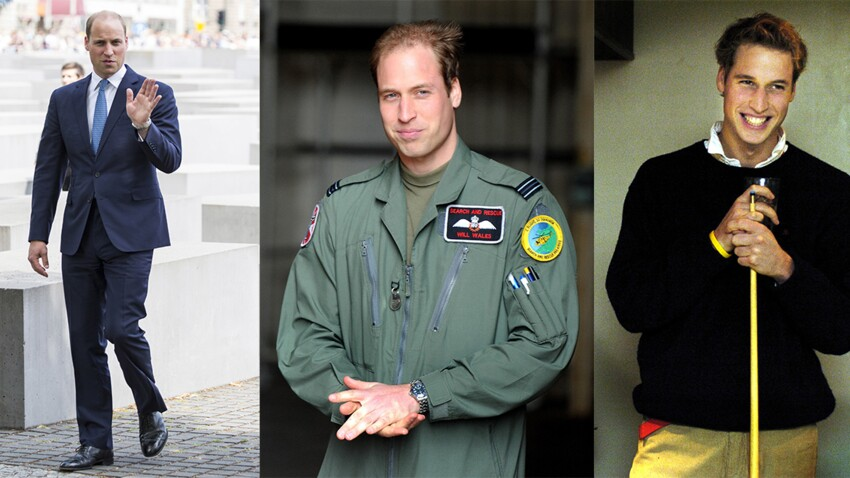 Photos - Comment Kate Middleton a totalement relooké le prince William