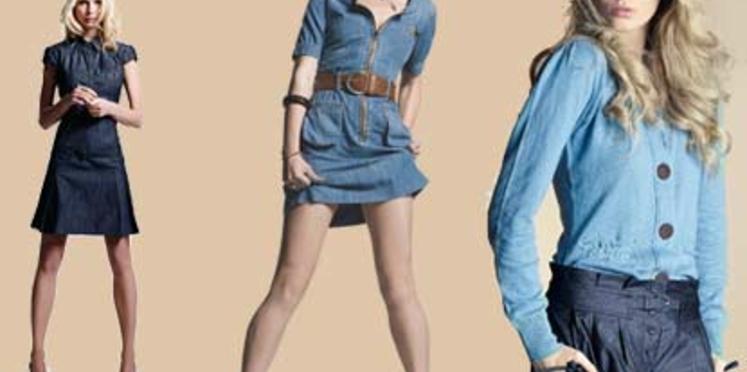 Le jean sous toutes ses formes