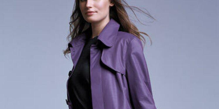 L'ultra violet colore l'hiver