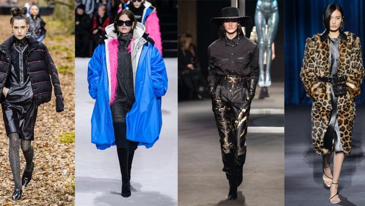 Les tendances mode automne-hiver 2018-2019