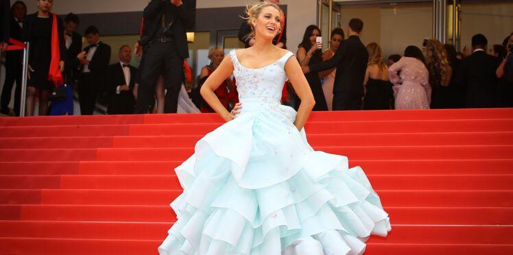 Blake Lively : ses plus beaux looks repérés à Cannes