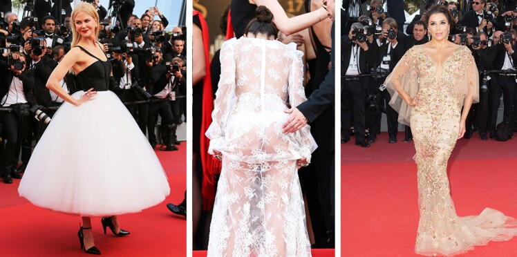 Festival de Cannes  le meilleur et le pire des looks de stars