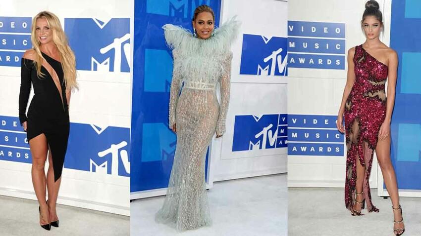 Les tendances de l'automne-hiver à l'heure des MTV Video Music Awards 2016
