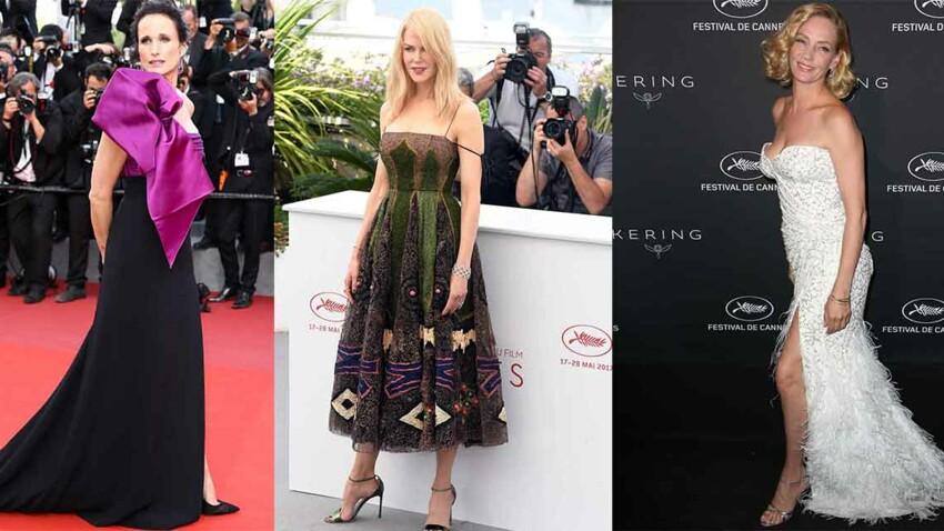 Cannes 2017 : les plus beaux looks des stars